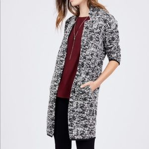 PHILOSOPHY GRAPHIC COAT